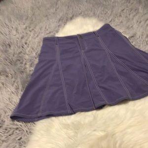 Athleta Purple Skort Athletic Golf/Tennis
